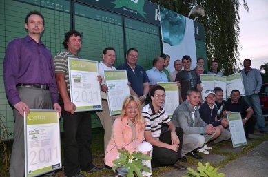 Schüco představuje exkluzivní partnerský projekt Premium Partner - Schüco Premium Partner: Setkání na Konopišti