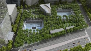 V New Yorku finišují přípravy památníku útoků z 11. září