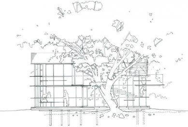Mateřská škola v Tokiu od Tezuka Architects - Pohled - foto: Tezuka Architects