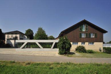 Sportovní hala v Curychu od  L3P Architekten - foto: L3P Architekten