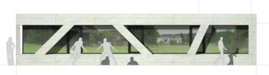 Sportovní hala v Curychu od  L3P Architekten - Pohled - foto: L3P Architekten
