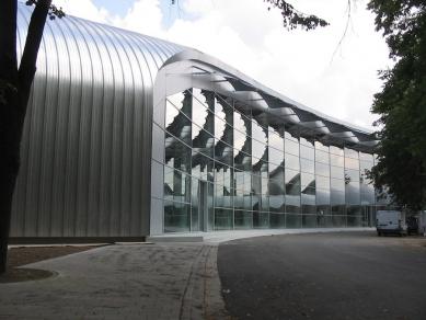 Prezident Klaus otevřel na budějovickém výstavišti nový pavilon