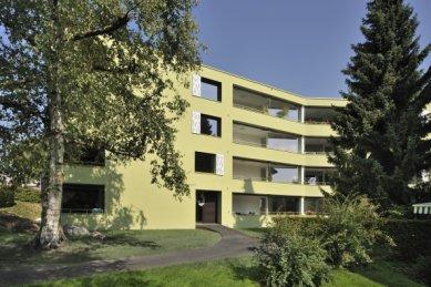 Sídliště Glättlistrasse v Curychu od L3P Architekten - foto: Sabrina Dohle