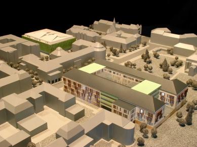 V roce 2017 má na Albertově vyrůst nový kampus UK za 2,5 miliardy