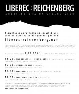Den architektury - program Liberec