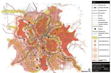 Vystoupení Ateliéru Liberec na inventuře urbanismu 2011 - Doprava – nová dopravní kostra - foto: Ateliér Liberec