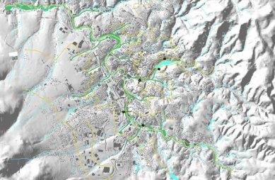 Vystoupení Ateliéru Liberec na inventuře urbanismu 2011 - Doprava – alternativní doprava - foto: Ateliér Liberec
