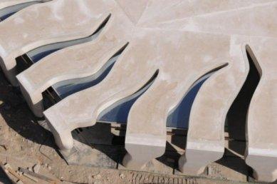 Museum Jeana Cocteau v Menton od Rudy Ricciotti - foto: Lisa Ricciotti