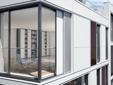 Prestižní ocenění  iF product design award 2012 pro tři produkty firmy Schüco - System Schüco 2°