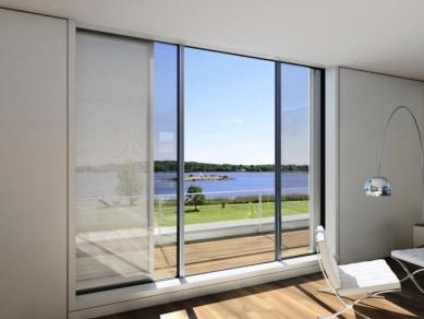 Prestižní ocenění  iF product design award 2012 pro tři produkty firmy Schüco - System Schüco 2° - posuvné vrstvy a termoaktivní stěna