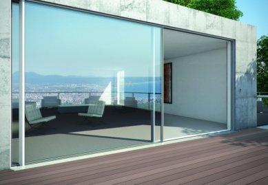 Prestižní ocenění  iF product design award 2012 pro tři produkty firmy Schüco - Schüco ASS 77 PD.SI