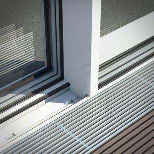 Prestižní ocenění  iF product design award 2012 pro tři produkty firmy Schüco - Schüco ASS 77 PD.SI_detail