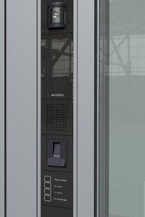 Prestižní ocenění  iF product design award 2012 pro tři produkty firmy Schüco - Schüco Door Control System