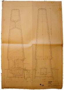 Ležáky, kam kráčíte? - Projektová dokumentace kaple (1948)