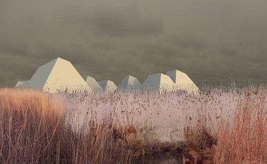 Návštěvnické centrum v anglickém Prestonu od Adama Khana - foto: Adam Kahn Architects
