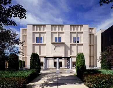 Držitelem Driehausovy ceny 2012 je Michael Graves - Minneapolis Institute of Arts, Minneapolis, Minnesota