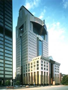 Držitelem Driehausovy ceny 2012 je Michael Graves - Humana Building, Louisville, Kentucky