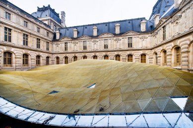 Rozšíření pařížského Louvre od Rudy Ricciotti