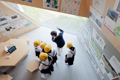Architektonické muzeum v Omishima od Toyo Ito - foto: © Iwan Baan