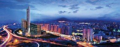 Architekti RMJM představili plány na nový mrakodrap v Istanbulu - foto: The Wall Street Journal