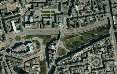 Soutěžní návrh parku v Aberdeen od Diller Scofidio + Renfro - Současný stav