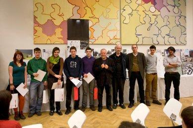II. Cena Bohuslava Fuchse - slavnostní vyhlášení - foto: Marek Šnyrch / SOFA