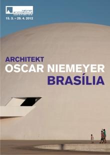 Architekt Oscar Niemeyer / Brasília