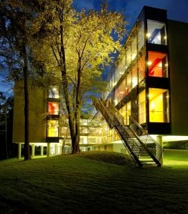 Výstava 'Boris Podrecca / architekt' ve Zlíně