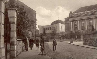 Kunsthalle v Žilině aneb život jedné synagogy