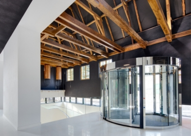 Rozšíření Drents Museum v Assen od Ericka van Egeraata - foto: J. Collenridge
