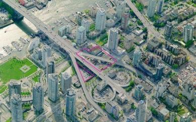 Příspěvek ateliéru BIG do panoramatu Vancouveru