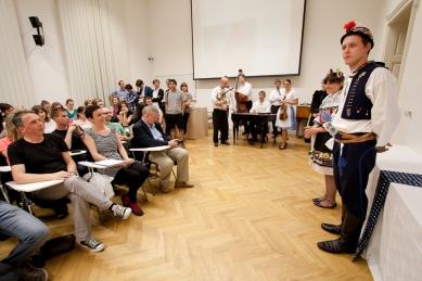III. Cena Bohuslava Fuchse - slavnostní vyhlášení - foto: © Martin Vlček, 2012