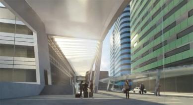 Pokračování ve výstavbě nádraží v Arnhemu od UN Studio - foto: UN Studio
