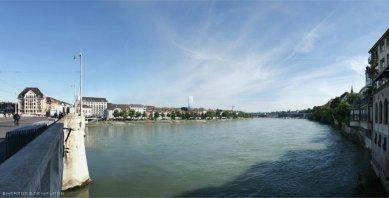 Položení základního kamene Roche Bau 1 v Basileji od H&deM - foto: Herzog & de Meuron