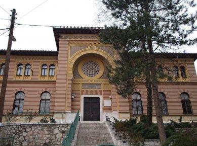 Jméno architekta Paříka před pár lety neznali ani v Sarajevu