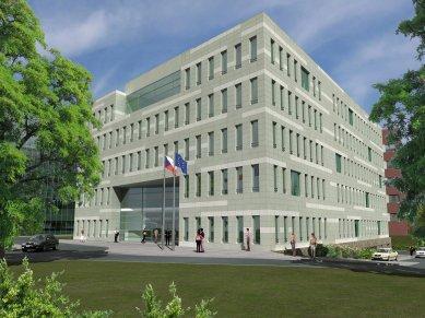 Nové sídlo brněnského úřadu práce postaví Imos - foto: Arch.Design s.r.o.
