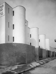 Ve Vídni začala výstava o sídlišti Werkbundsiedlung - Terasové domy - André Lurçat, 1932 - foto: Martin Gerlach jun.