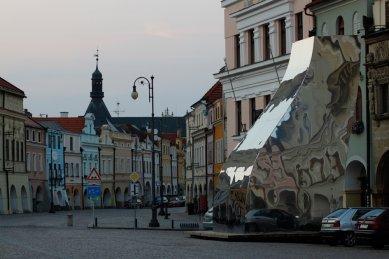 Výstava: Zdeněk Fránek - Příliš neviditelná architektura - foto: Dana Nováková