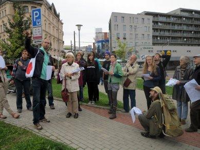 Den architektury vLiberci a vLitoměřicích - Liberec