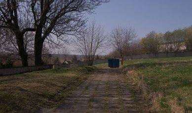 Architektonická soutěž na smuteční síň řepského hřbitova