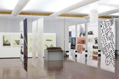 Krajská galerie ve Zlíně představuje architekty Machoninovy