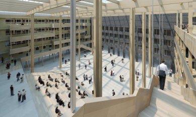 Začala přestavba brněnské fakulty informatiky, potrvá dva roky - foto: PELČÁK A PARTNER ARCHITEKTI