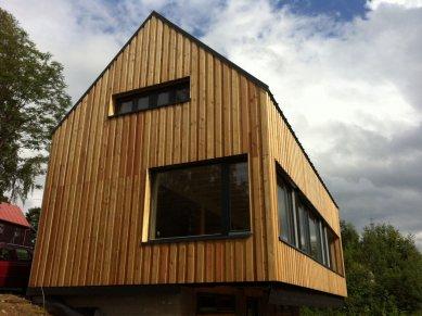 Svátek dřeva představí pět jedinečných domů aneb DOMESI WOOD WEEKEND