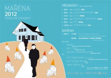 Pozvánka na Mařenu 2012 a cyklus doprovodných přednášek