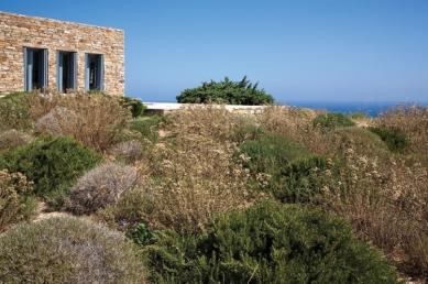 Vladimír Sitta: (NEJEN) O ČESKÉ ZAHRADĚ - Best Private Plots, čestné uznání: Doxiades Řecko, Landscapes of Cohabitation