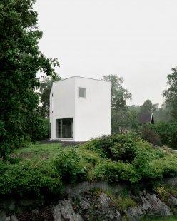 Dům Älta u Stockholmu od Johannes Norlander - foto: Rasmus Norlander