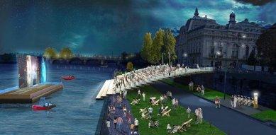 Nábřeží v centru Paříže přestalo sloužit řidičům, bude pro pěší