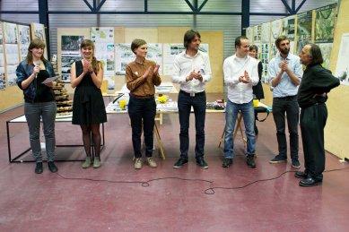 Ještěd f kleci 09 - slavnostní vyhlášení - Proslov porotců - foto: Jan Mastník
