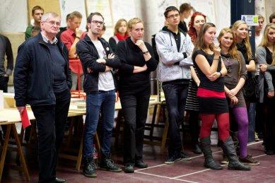 Ještěd f kleci 09 - slavnostní vyhlášení - foto: Jan Mastník