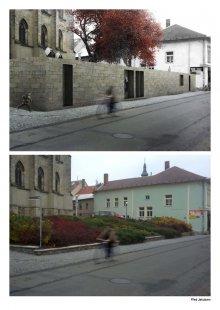 Ještěd f kleci 09 - 1.místo - Před kostelem - foto: Tereza Scheibová